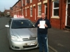 DANEIL passed with L Team Driving School