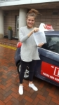 Harriet added 23/02/2017 passed with L Team Driving School