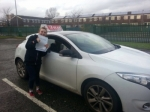 Harriet passed with L Team Driving School