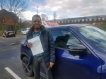 RIAZ passed with L Team Driving School