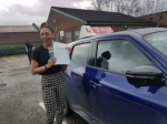 BIANCA passed with L Team Driving School