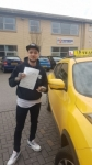 SCOTT passed with L Team Driving School