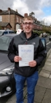 JASON passed with L Team Driving School