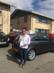 TANIS passed with L Team Driving School