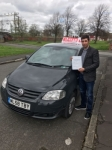 JAMSHID passed with L Team Driving School