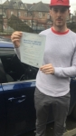 DARREN passed with L Team Driving School