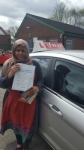 HAMIDA passed with L Team Driving School