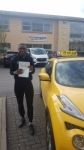 MALIK passed with L Team Driving School