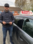 SULIMAN passed with L Team Driving School
