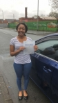 TAMARA passed with L Team Driving School