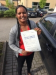 YORDANOS passed with L Team Driving School
