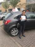 MARIA passed with L Team Driving School