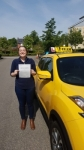 RACHEL passed with L Team Driving School