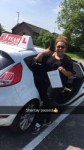 SHANTAY passed with L Team Driving School