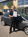 GREGG passed with L Team Driving School