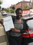 MEMOUNA passed with L Team Driving School
