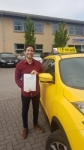 MANUEL passed with L Team Driving School