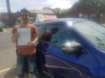 ABDULLA passed with L Team Driving School