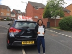 ANISA passed with L Team Driving School