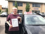 LEVA passed with L Team Driving School