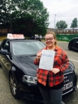 SARHA passed with L Team Driving School