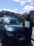 YOLEA passed with L Team Driving School