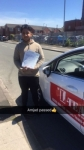 AMJAD passed with L Team Driving School