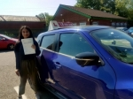 HENNA passed with L Team Driving School