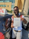 KIA passed with L Team Driving School