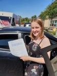 LUCY passed with L Team Driving School