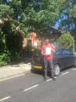 JAGESH passed with L Team Driving School