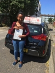 ALGANESH passed with L Team Driving School