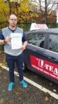 Nic Mc'nicol passed with L Team Driving School