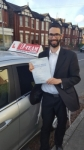 Nathan Dial passed with L Team Driving School