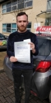RYS passed with L Team Driving School