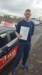 STUART SICE passed with L Team Driving School