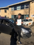 LOUIS  passed with L Team Driving School