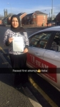 HEBA passed with L Team Driving School