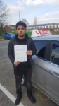 ORFAN  passed with L Team Driving School