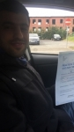 NASSER passed with L Team Driving School