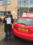 TAZ passed with L Team Driving School