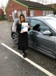 SARA passed with L Team Driving School