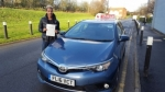UZAIR passed with L Team Driving School