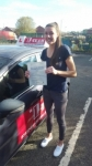 CANDY passed with L Team Driving School