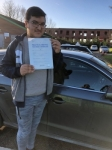 Ali passed with L Team Driving School