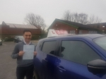 RAFIH passed with L Team Driving School