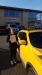 MAGDA passed with L Team Driving School