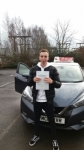 Dion passed with L Team Driving School
