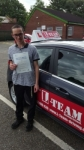 YITZI KATZ passed with L Team Driving School