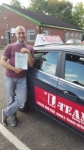 Lucas passed with L Team Driving School
